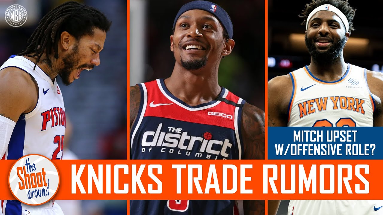 Bradley Beal to the Knicks?   New York Knicks Trade Rumors and Speculation   The Shootaround