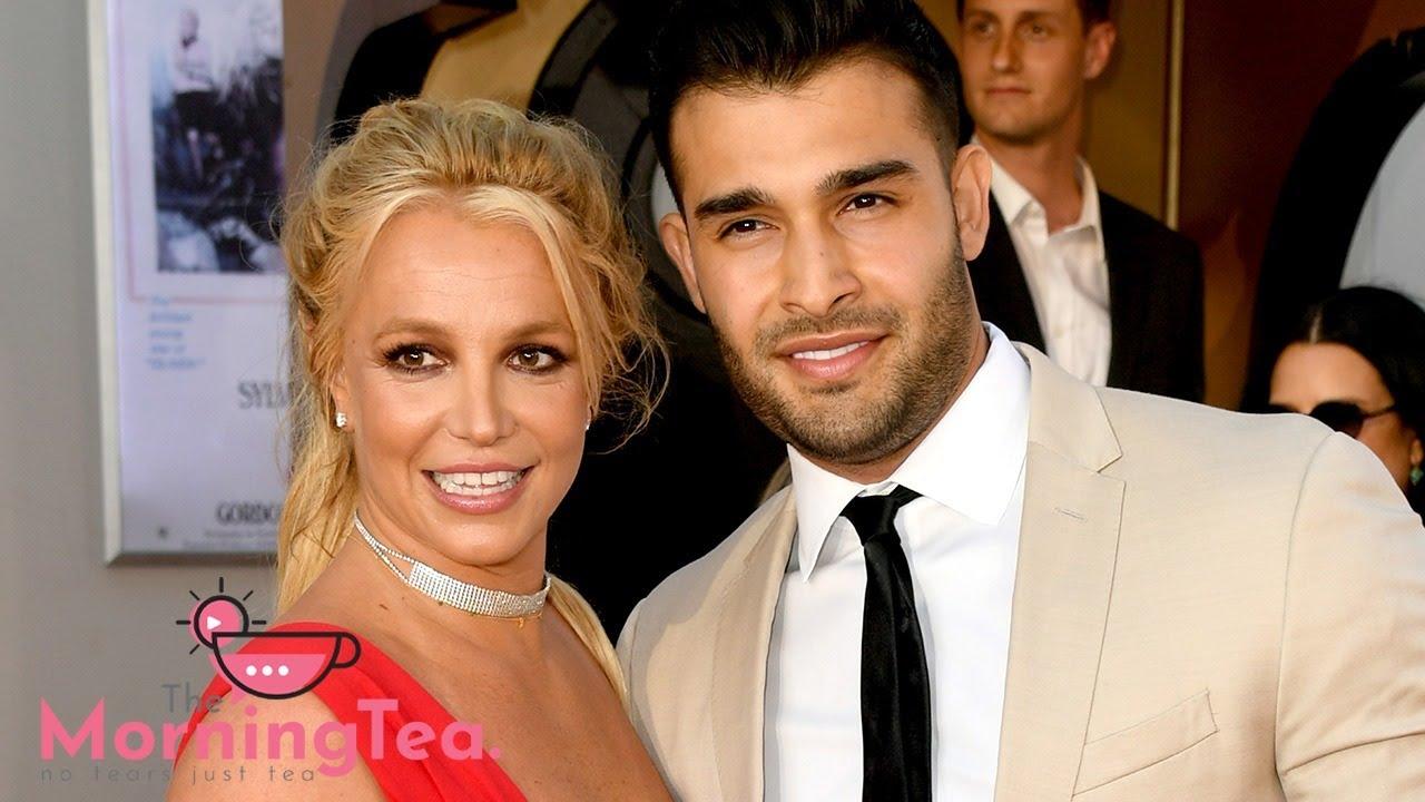 Britney Spears' BF Sam Asghari SLAMS Father Jamie Spears Over Mistreatment | #TMT