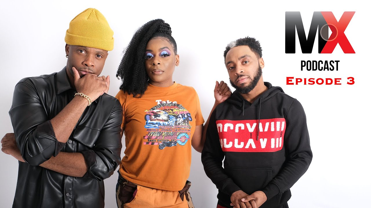 Brooklyn's Own KGoddess Gets Raw & Uncut [Grammy Edition] | MX Podcast: Episode 3