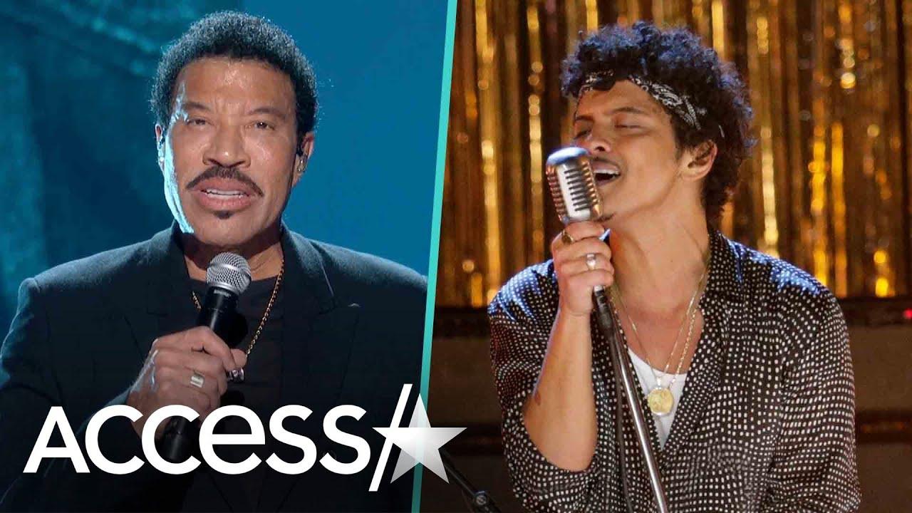 Bruno Mars, Lionel Richie & More Perform For Grammys In Memoriam