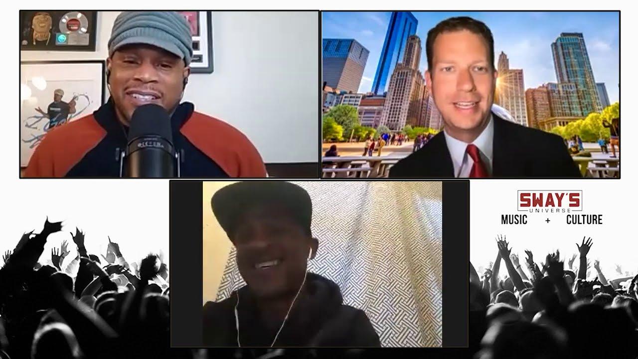 Buckshot of Blackmoon & Business Coach JT Foxx Speak About The Business, Technology And The Future