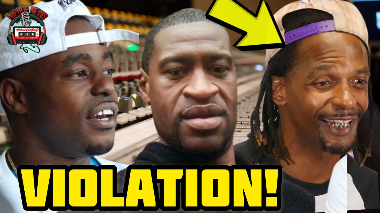 Cal Wayne Has Some Serious Words For Charleston White After Disrespecting His Friend Geogre Floyd!
