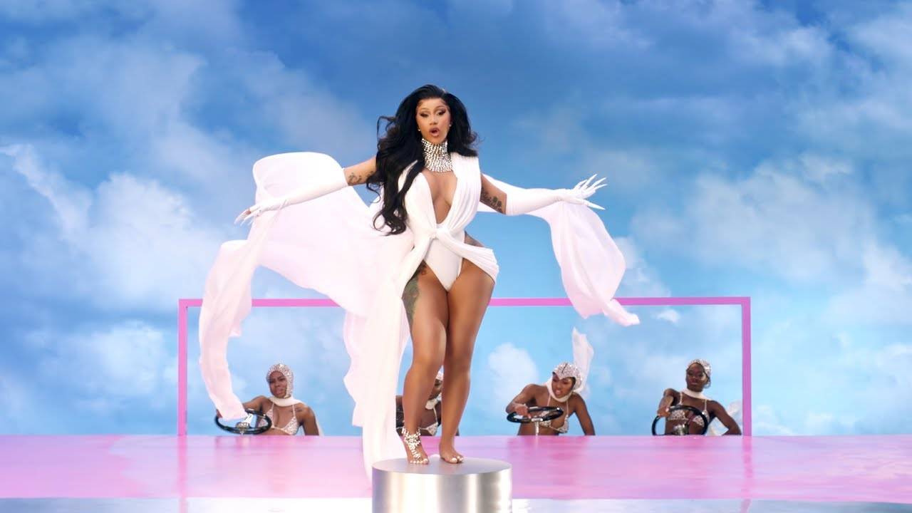 Cardi B – Up [Official Music Video]