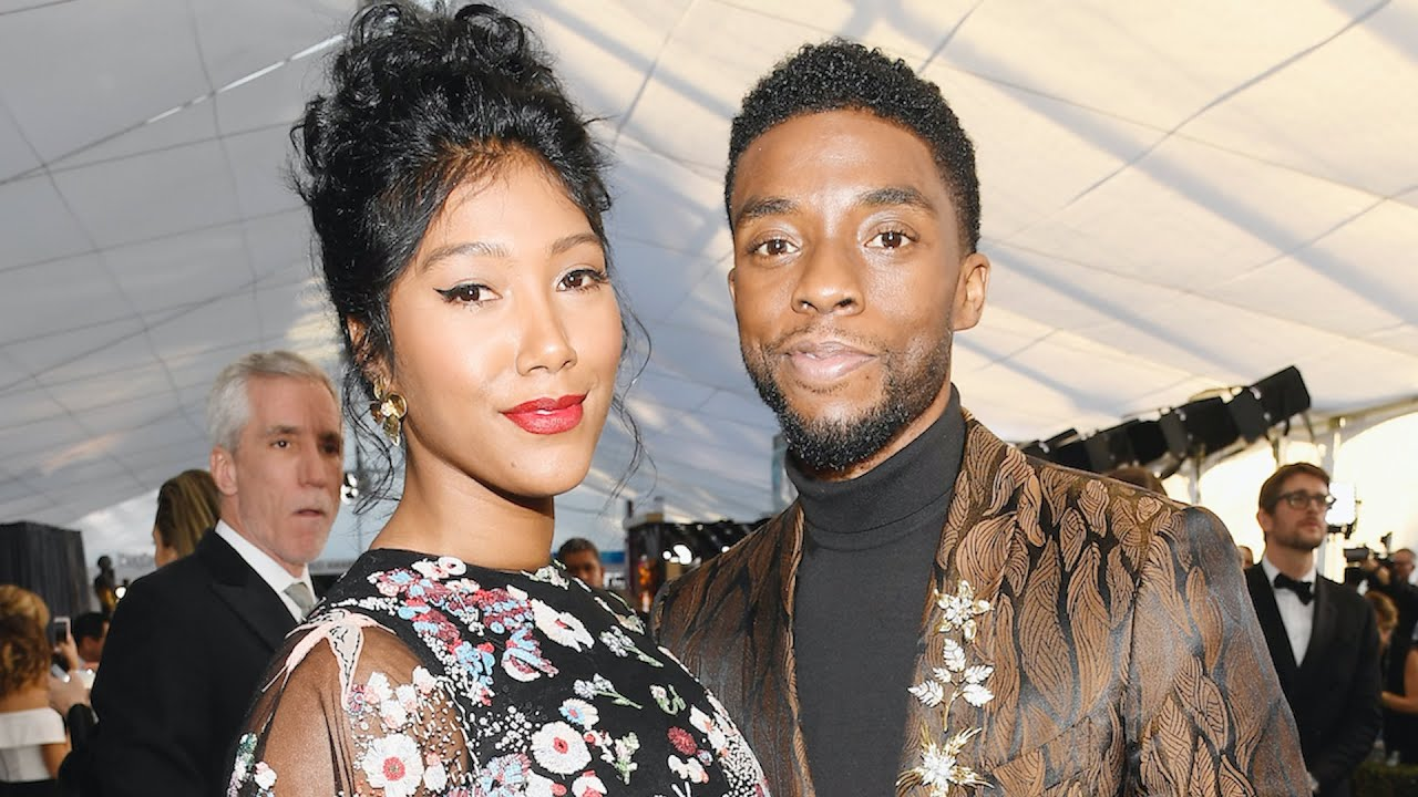 Chadwick Boseman's Widow Gives Emotional Tribute To Late Actor At The Gotham Awards