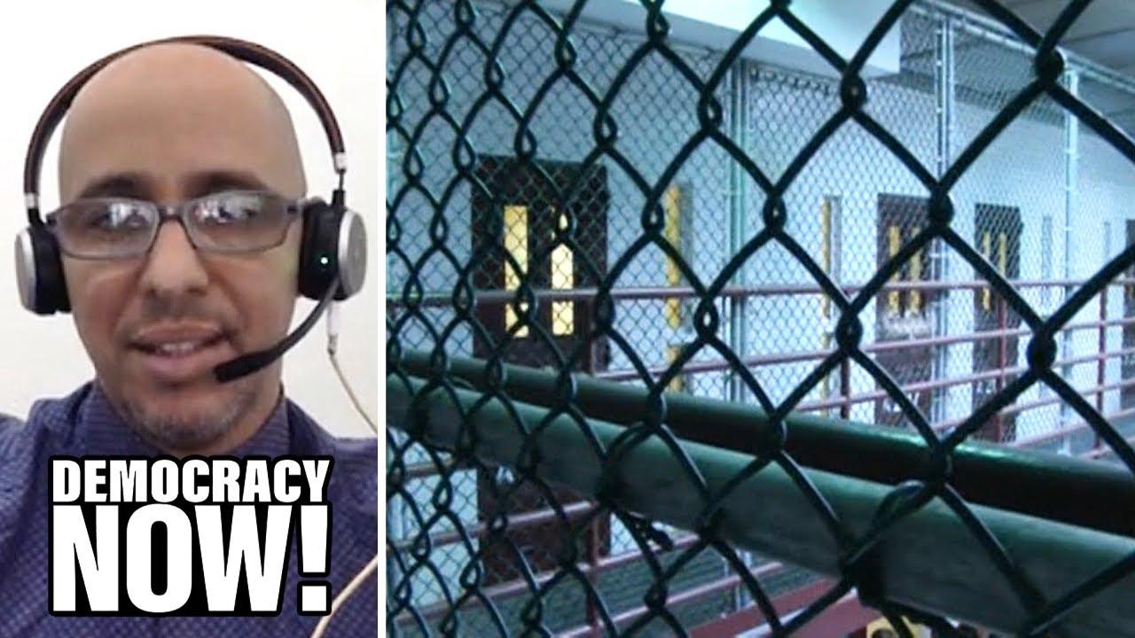 Close Guantánamo: Ex-Prisoner & Torture Survivor Mohamedou Ould Slahi Calls on Biden to Shut Prison