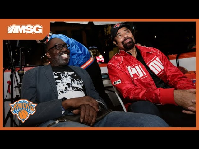 Clyde Frazier & Earl Monroe Reflect On The Importance Of Black History (Part 2/2)