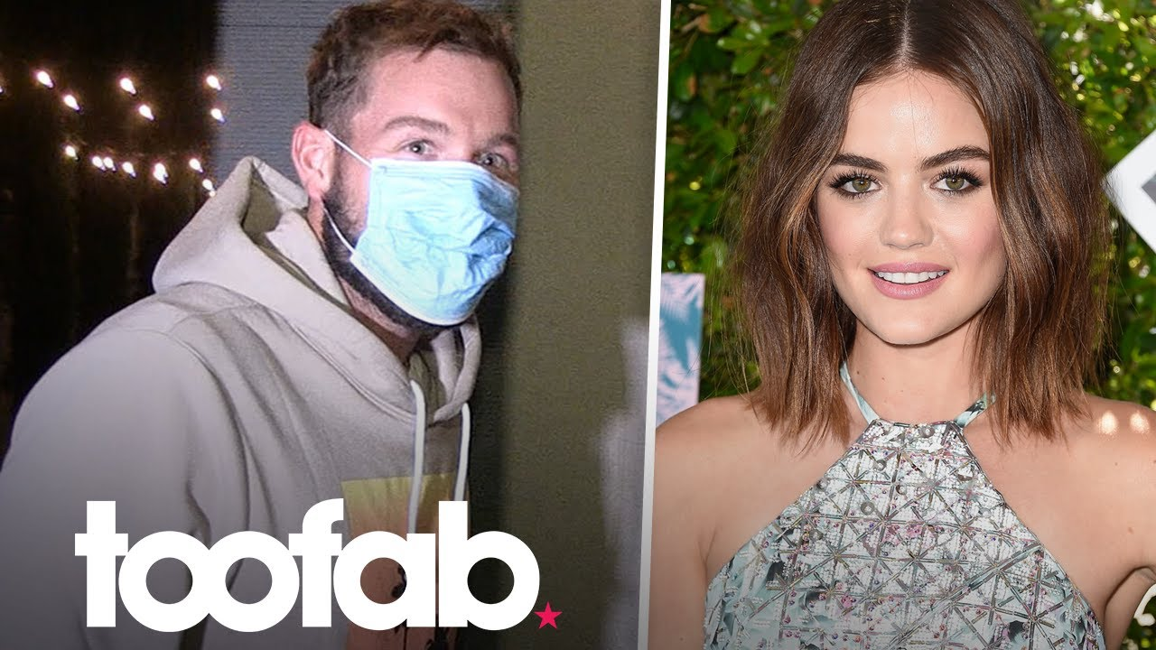 Colton Underwood Denies Dating Lucy Hale | toofab