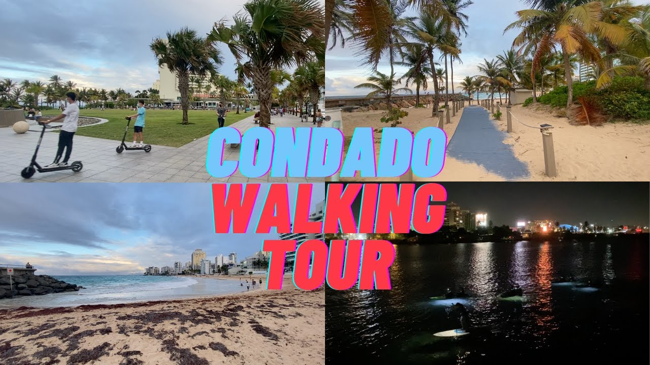 Condado, Puerto Rico Walking Tour | Things to See and Do