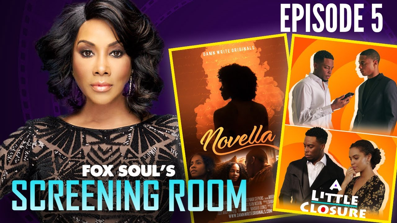 Creating Love Stories & Reflecting on Black History With Vivica A. Fox | FOX SOUL's Black Report Ep5