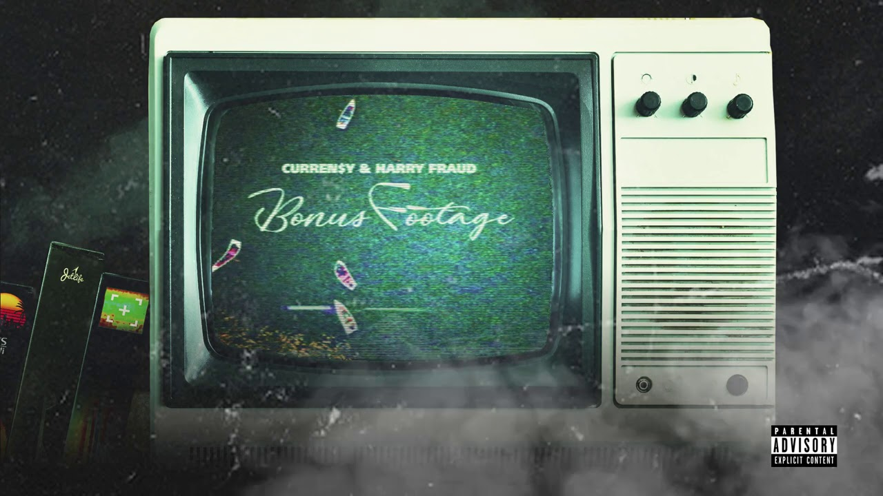 Curren$y & Harry Fraud – Light Switch Ft. Gunplay [Official Visualizer]