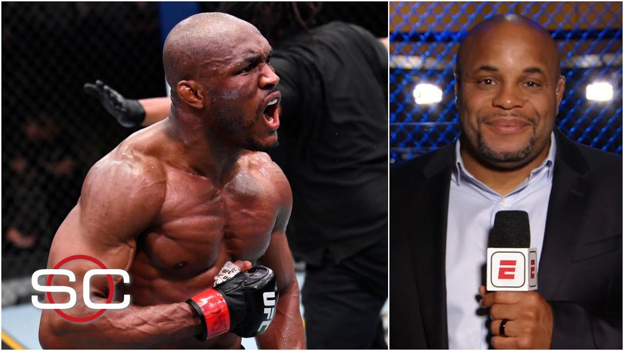 Daniel Cormier reacts to Kamaru Usman's UFC 258 win vs. Gilbert Burns | SportsCenter