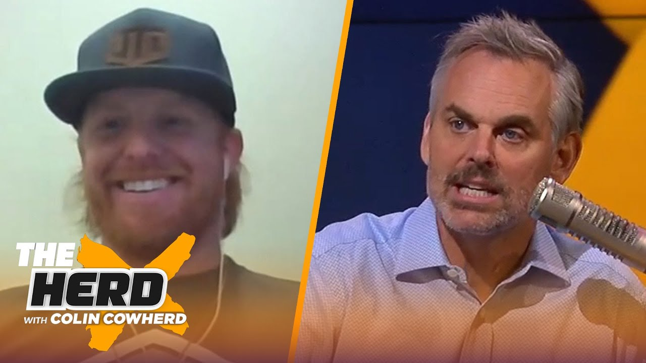 Dodgers' Justin Turner on World Series win, Mookie Betts & returning to Los Angeles   MLB   THE HERD