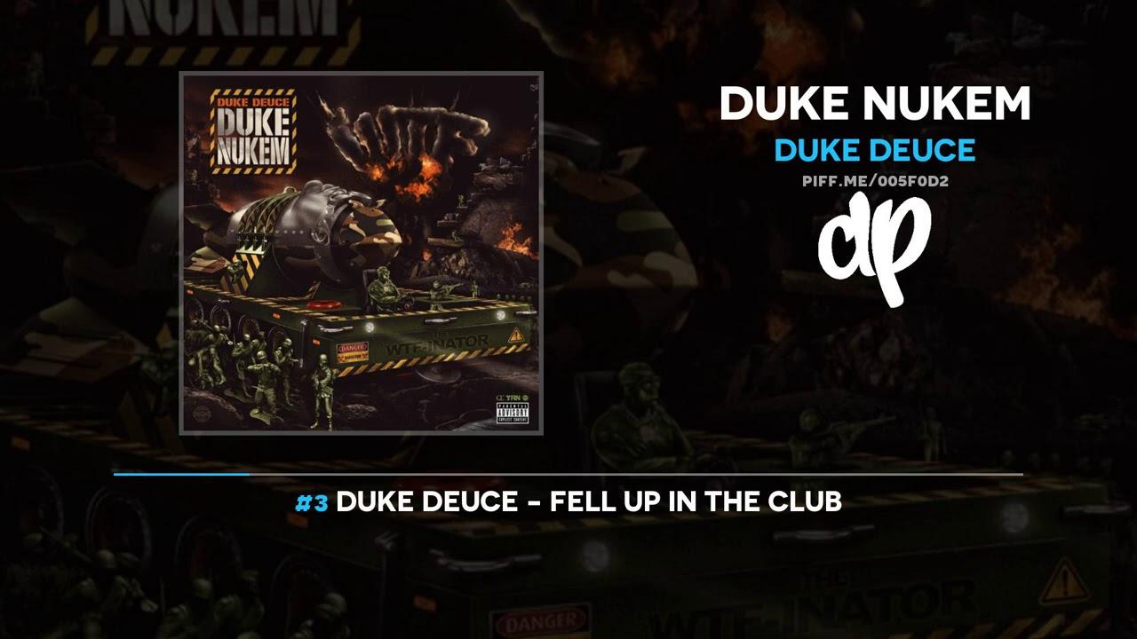 Duke Deuce – Duke Nukem (FULL MIXTAPE)