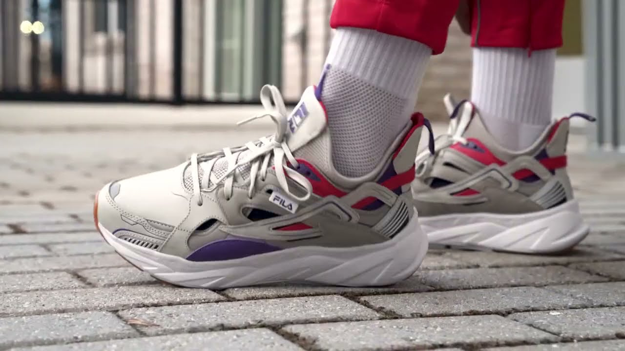 """Fila does it every time ! Introducing the """"Hallasan"""" retailed at $80"""