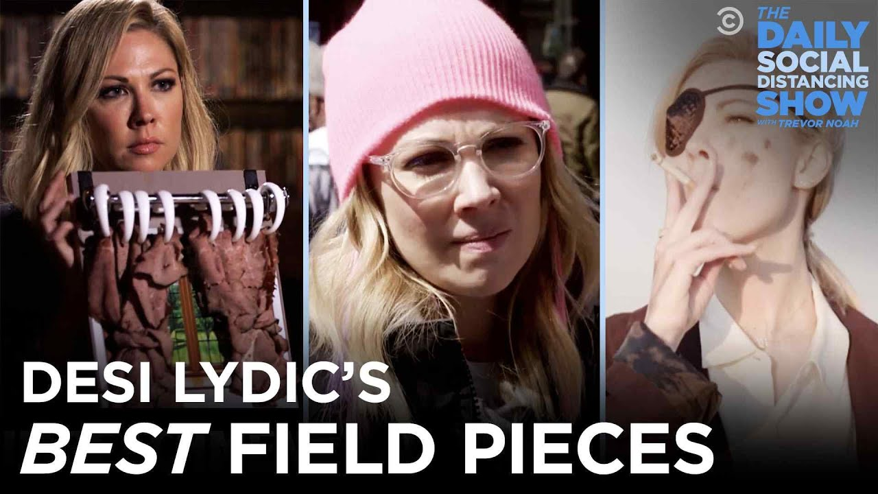 Florida Man, Yelp Mafia, Pink Tax – Desi Lydic's Best Field Pieces | The Daily Show