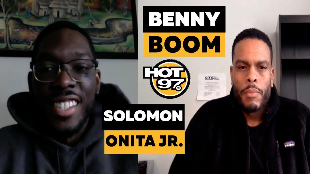 From Africa To America: Benny Boom & Solomon Onita JR. On 'Tazmanian Devil', Filmmaking + Nigeria