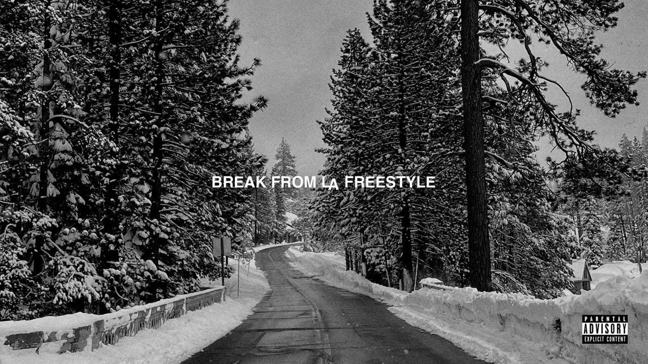G-Eazy – Break From LA Freestyle