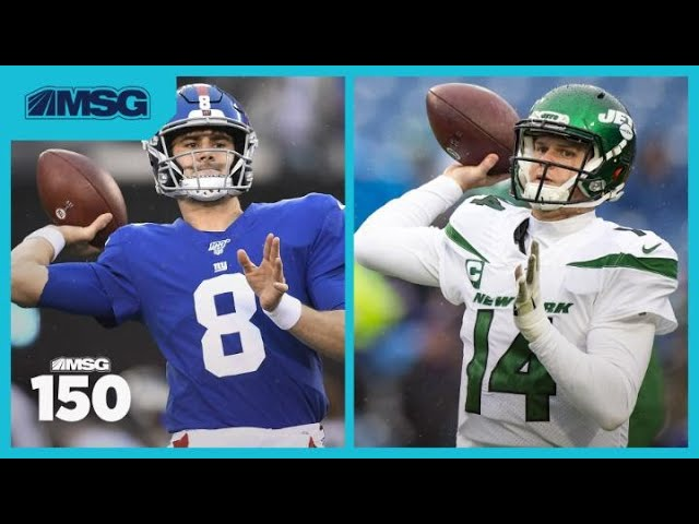 Giants & Jets Both In Good Spots With Jones & Darnold, Says Brian Baldinger | MSG 150