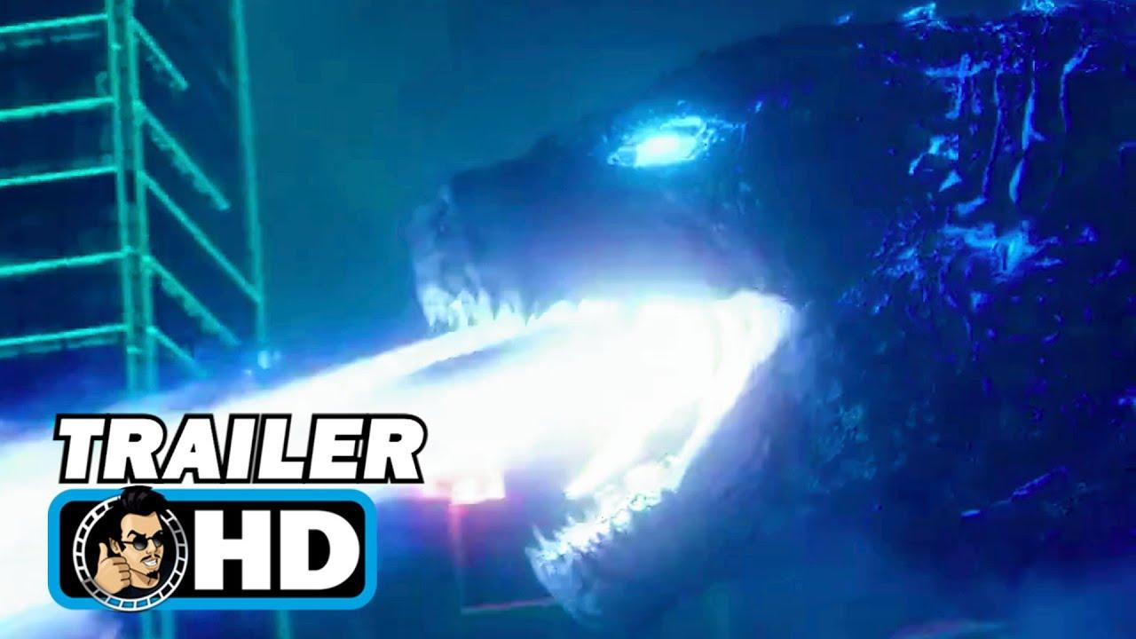 GODZILLA VS. KONG Trailer #2 | NEW (2021) Sci-Fi Movie