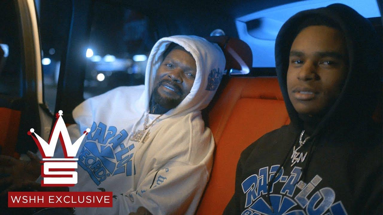 "Greezy E, K.O. Mason & Allday – ""Mob Ties"" feat. YBN Almighty Jay (Official Video – WSHH Exclusive)"