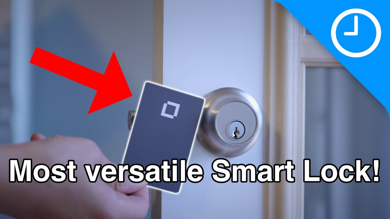 Hands-on: Level Touch – a most versatile smart lock!