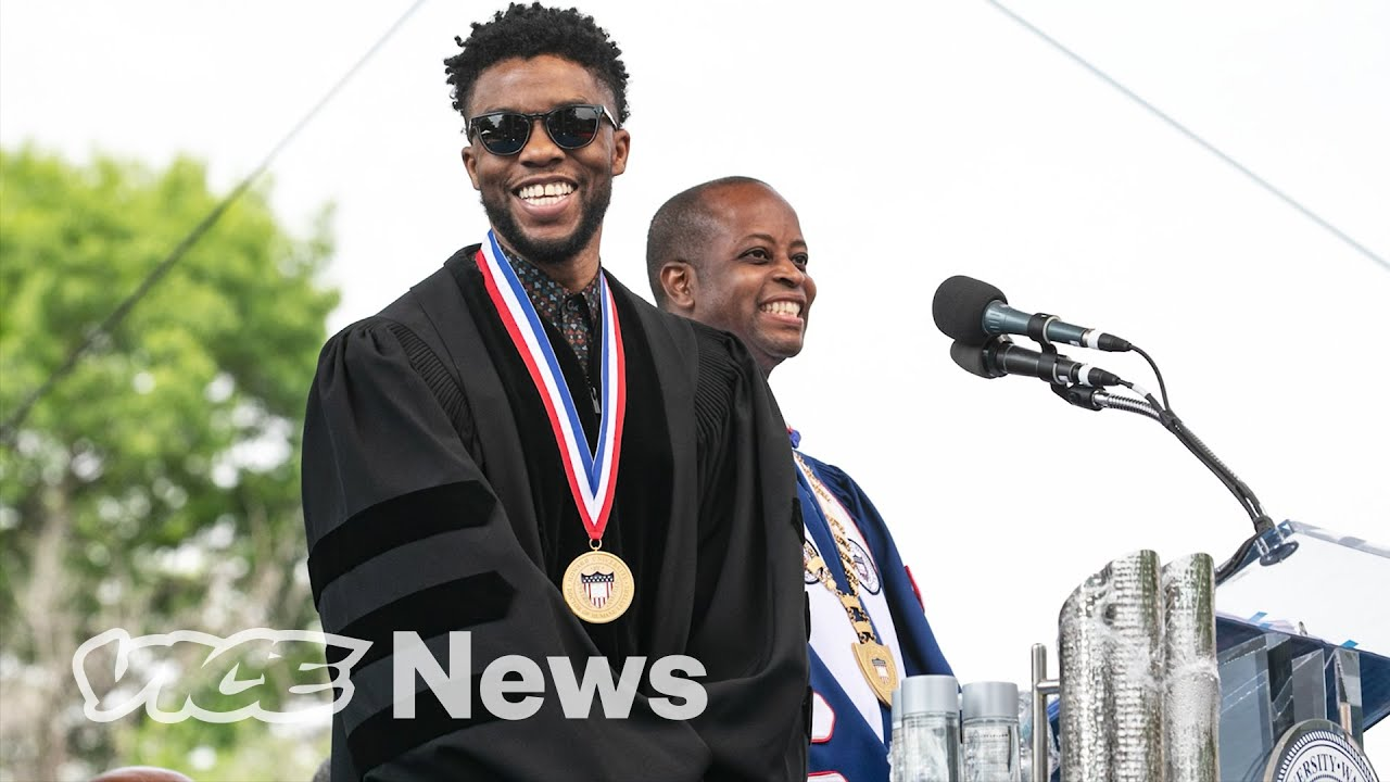 How Chadwick Boseman Became an Image of Black Masculinity