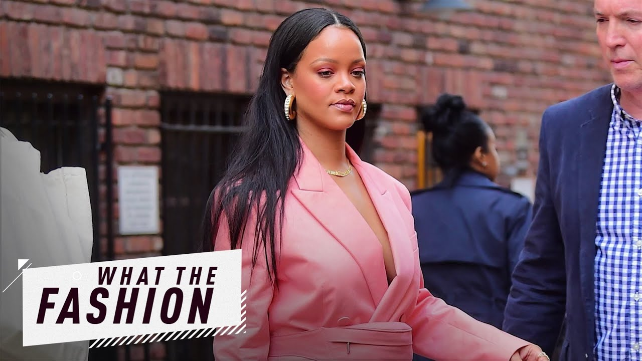 Is Rihanna Getting Into Some Risky Business? | What the Fashion | S2 Ep. 02 | E! News