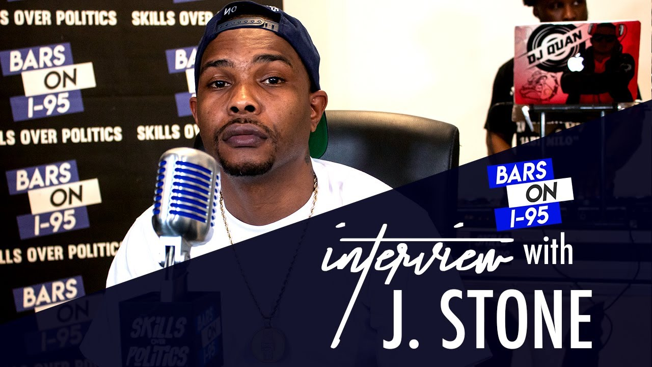 J Stone talks Nipsey's Influence on his music, Next Project, and West coast rap (Bars On I-95)