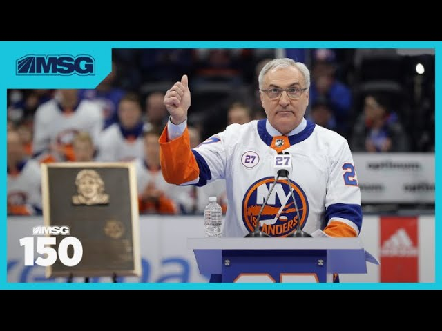 """John Tonelli on Islanders vs. Oilers """"Clash of the Dynasties"""" Game and 80's Rivalry 