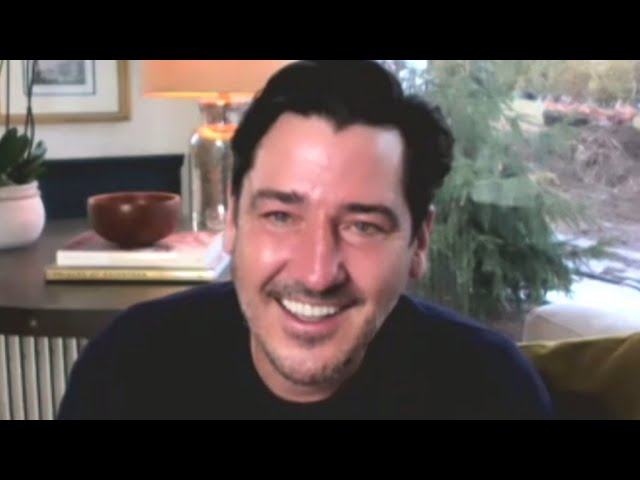 Jonathan Knight Is Open To a New Kids On The Block Biopic