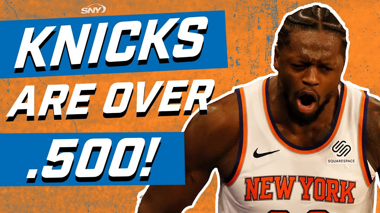 Julius Randle and RJ Barrett are lifting the Knicks to new heights | New York Knicks | SNY