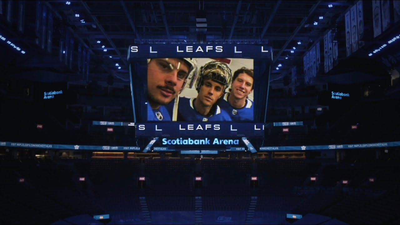 Justin Bieber – Hold On (Maple Leafs Love Letter)