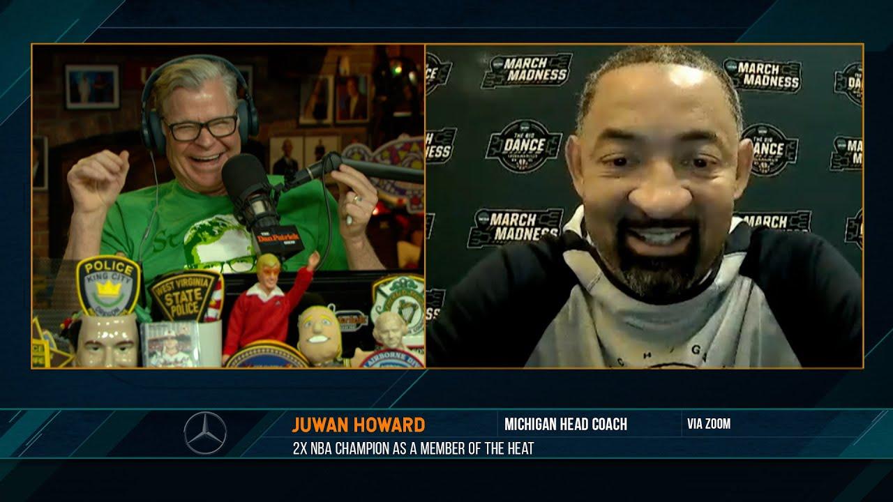 Juwan Howard on the Dan Patrick Show (Full Interview) 3/17/21