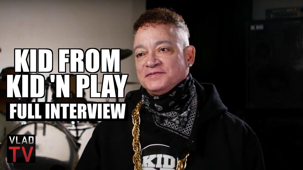 Kid (Kid 'n Play) on Ice Cube Mocking Him, Dr. Dre Signing Eminem, Salt-n-Pepa (Full Interview)