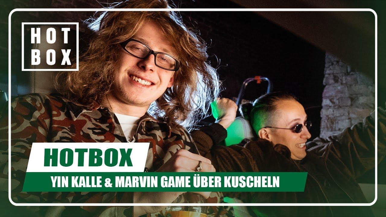 Kuscheltalk mit Yin Kalle und Marvin Game in der @HOTBOX  | 16BARS