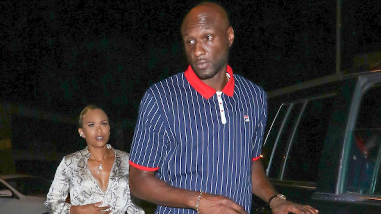 Lamar Odom And Sabrina Parr Break Up Again … This Time She's Claiming He's Broke!