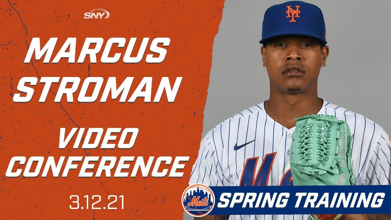 LIVE: Marcus Stroman speaks after his spring training start | New York Mets | SNY