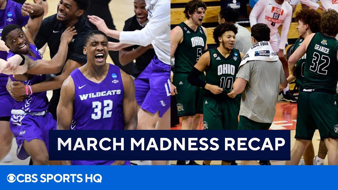 March Madness Recap: VCU-Oregon Postponed, Ohio & Abilene Christian with Big Upsets | CBS Sports HQ