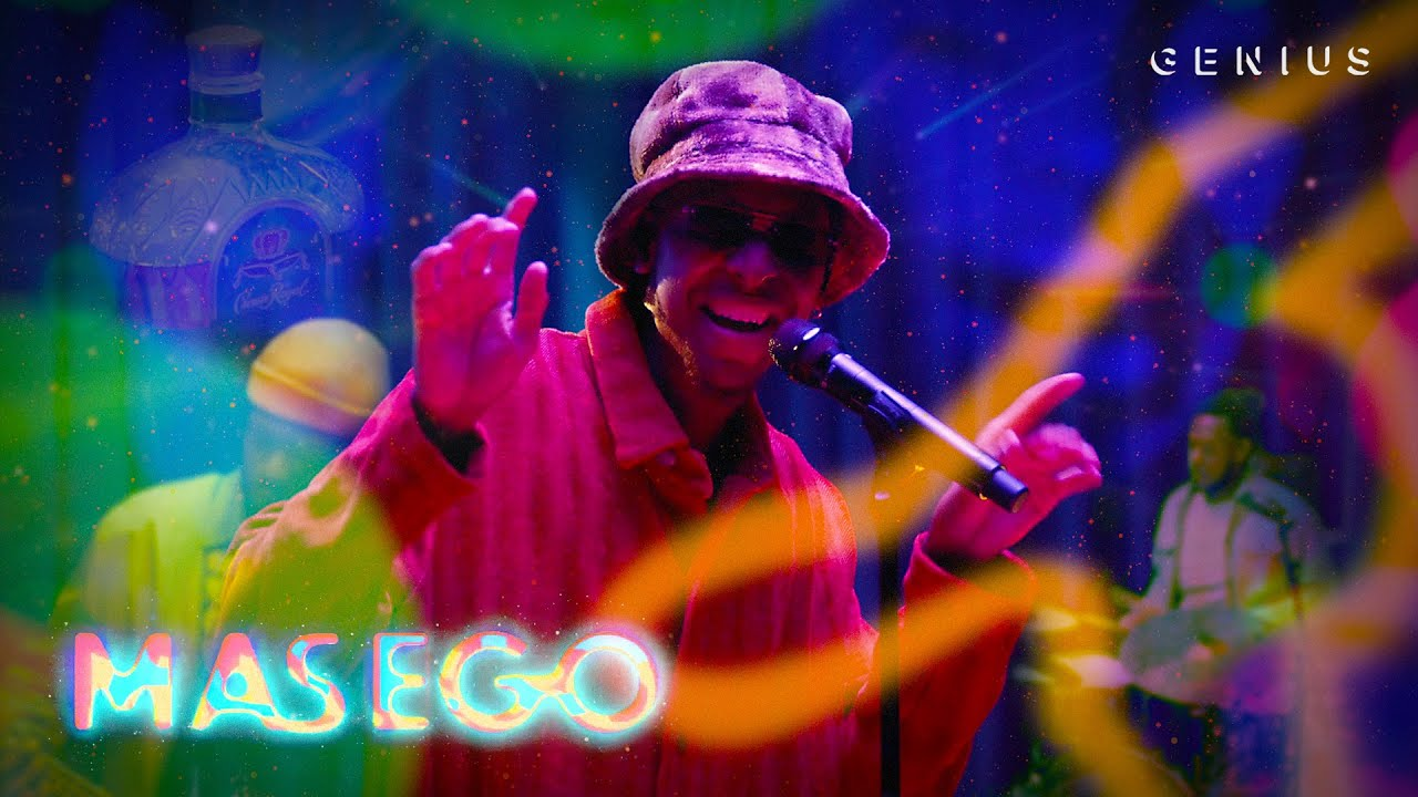 "Masego Performs ""Sides Of Me"" – Green Velvet Performance"