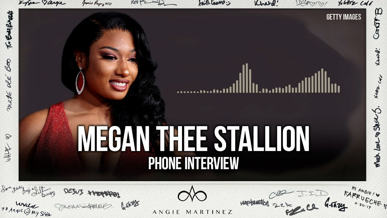 """Megan Thee Stallion Wants People To Know, """"Your Journey Should Not Be A Walk In The Park"""""""