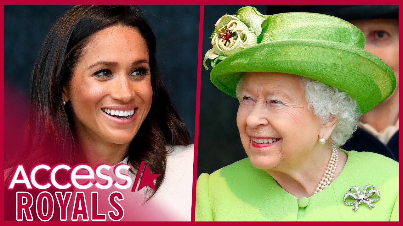 Meghan Markle Didn't Know How To Curtsy Before Meeting Queen
