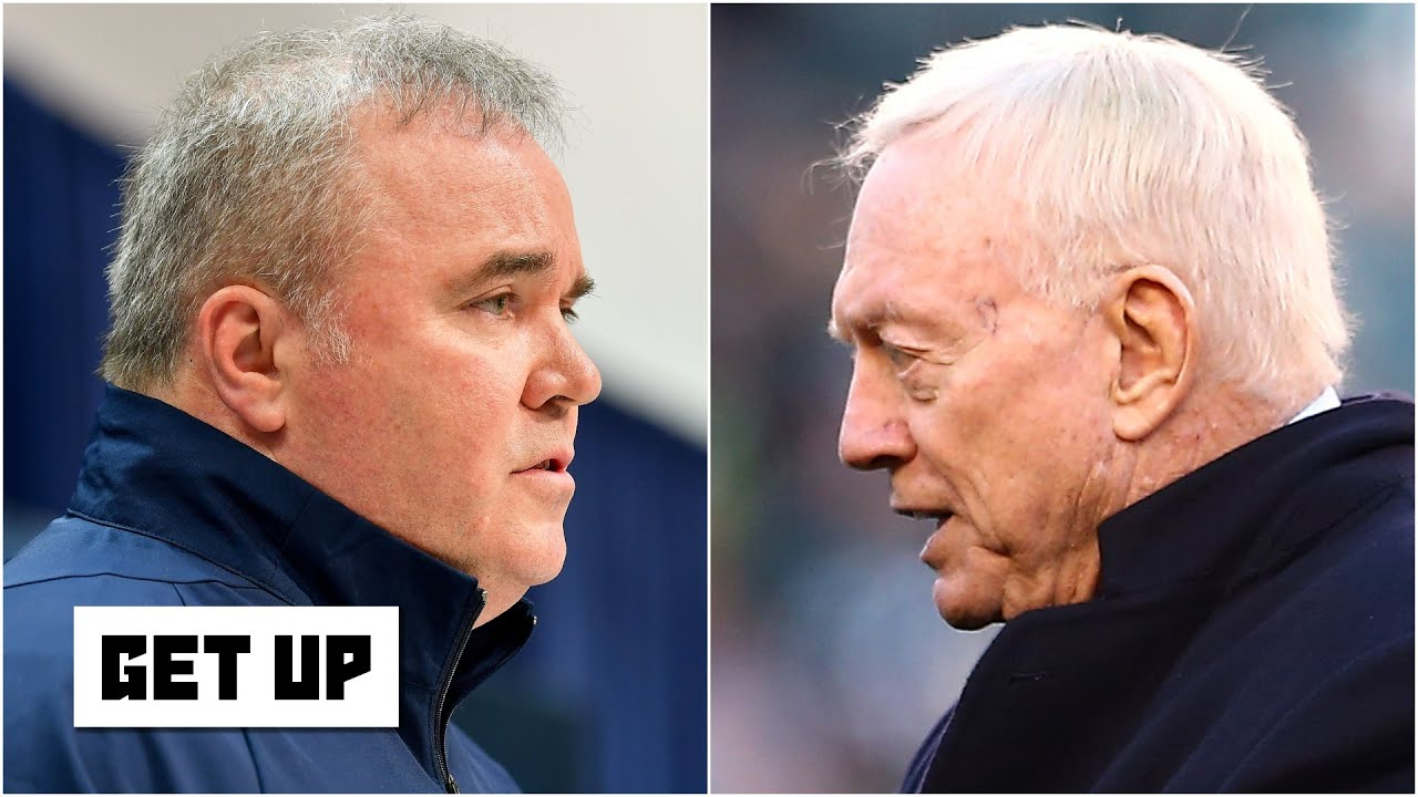 Mike McCarthy is an 'excuse maker' for deflecting blame for Dallas' struggles – Tannenbaum | Get Up