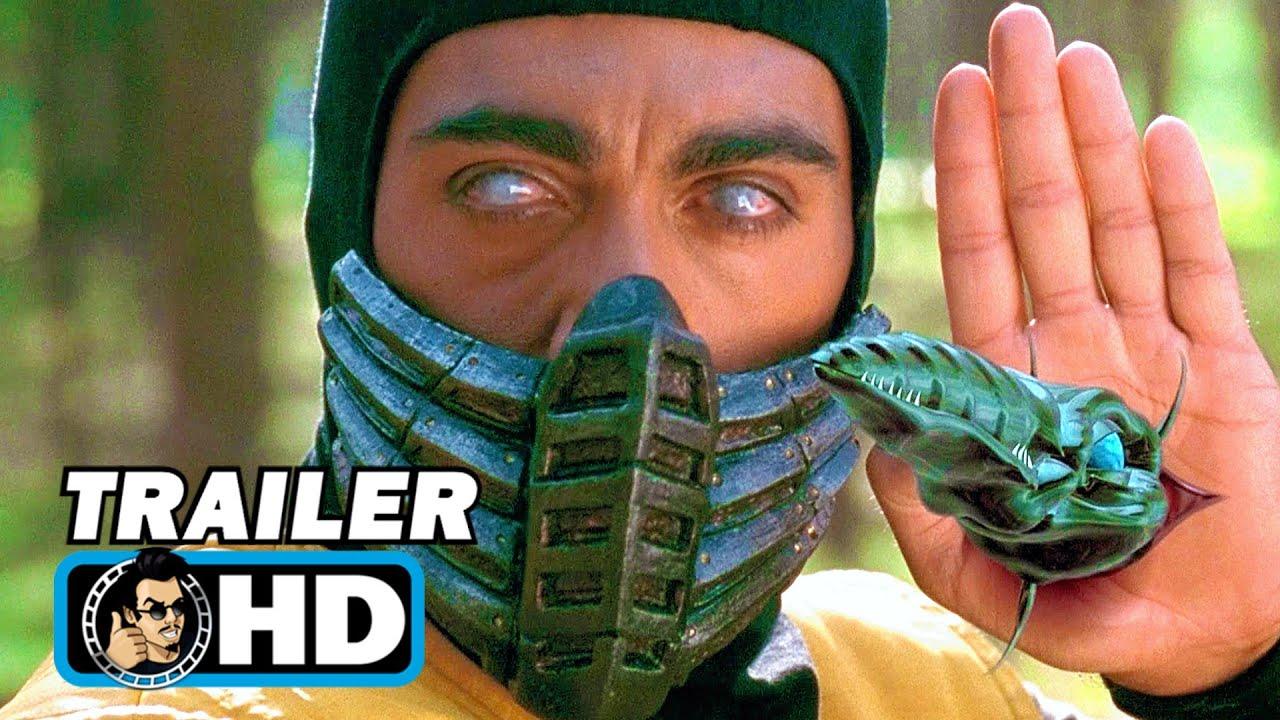 MORTAL KOMBAT Trailer | HD (1995) Video Game Movie
