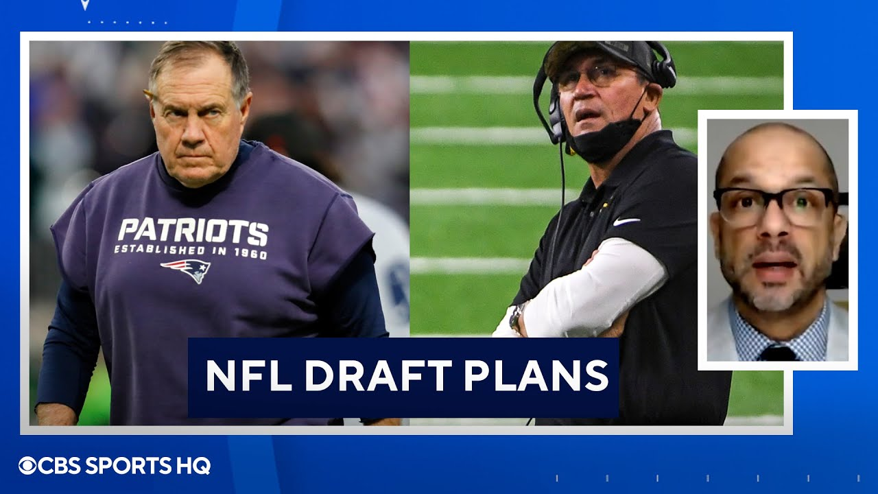 NFL Free Agency: How Moves Affect Team's Draft Plans | CBS Sports HQ