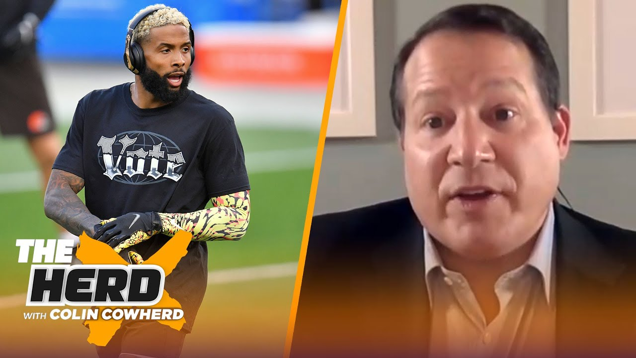OBJ to Bucs would be 'rough' for any defense, Patriots pursuing Jimmy G — Mangini   NFL   THE HERD