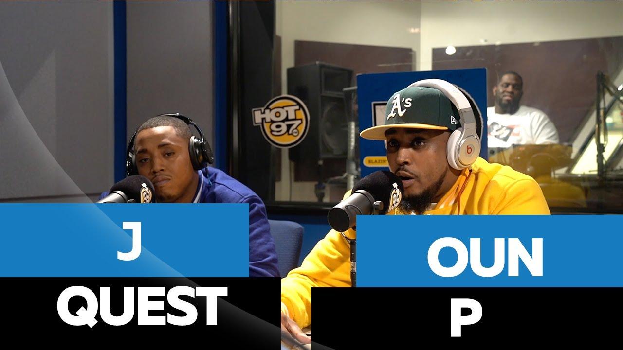 Oun P & Jquest | Funk Flex | #Freestyle155