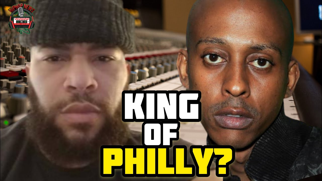 Philly OG Q-Ball Addresses Gillie Da Kid & Sets The Record Straight On Philly Hip Hop History!
