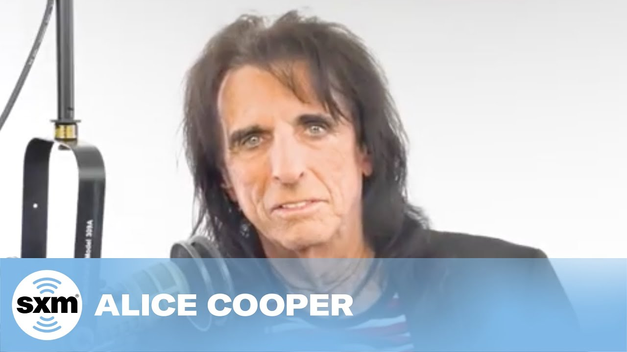 Presidents Nixon and Carter Were Fans of Alice Cooper