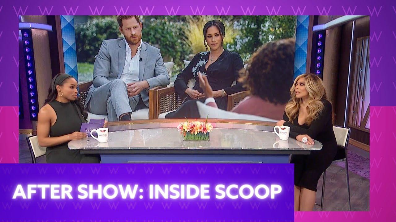 Prince William Addresses Harry's Shocking Oprah Interview