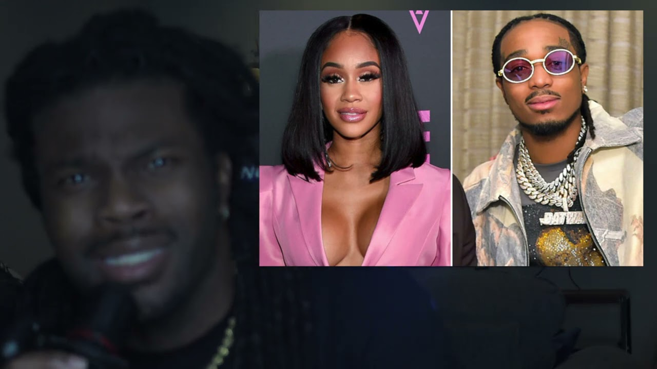Quavo Allegedly Sent A Repo Man To Saweetie's To Take Bentley Back
